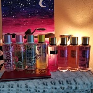 Victoria's Secret Body mists